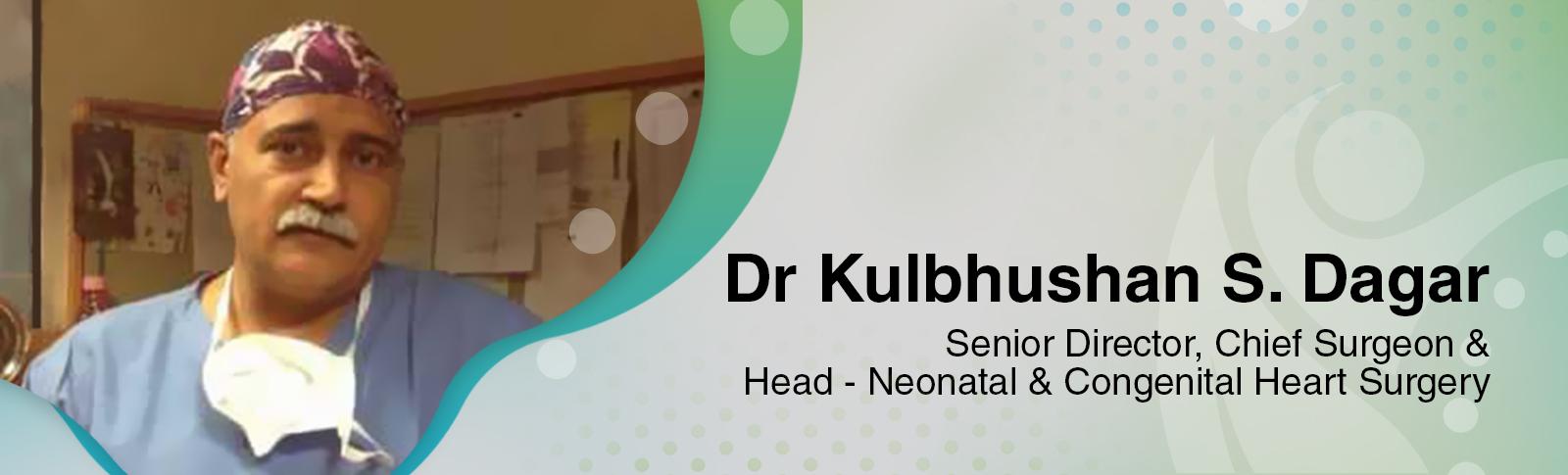 Dr Kulbhushan Singh Dagar