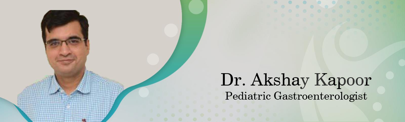 Dr. Akshay Kapoor