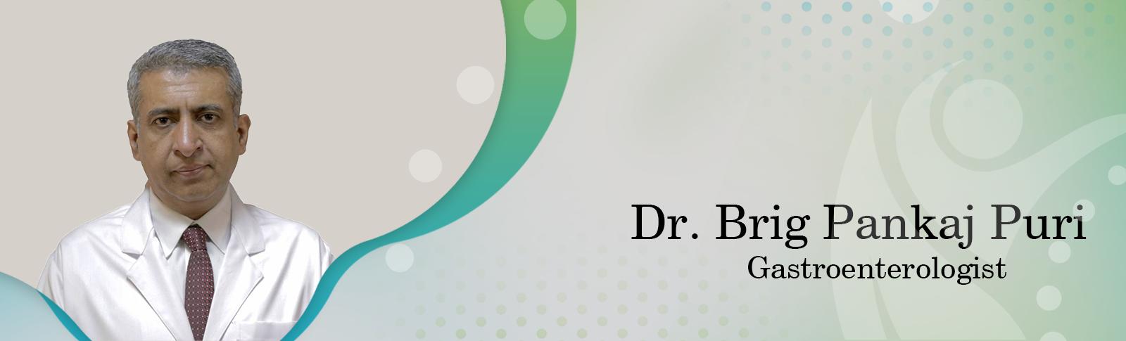Dr. Brig Pankaj Puri