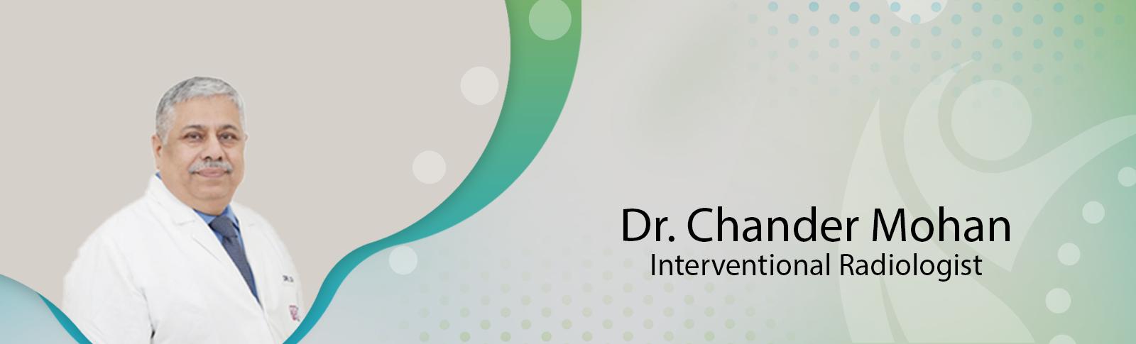 Dr. Chander Mohan