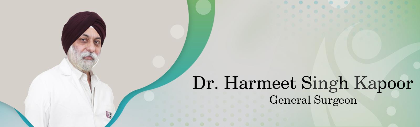 Dr. Harmeet Kapoor