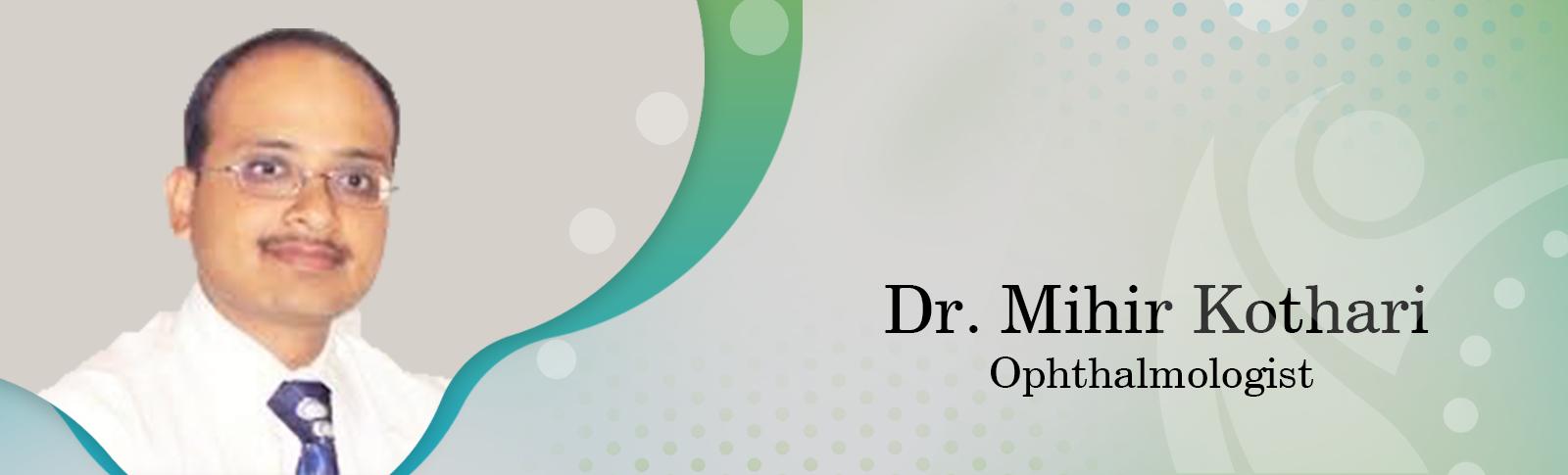 Dr. Mehar Kothari