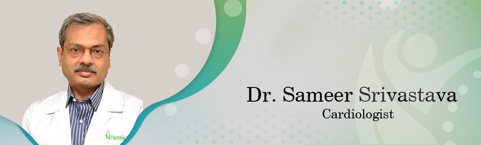 Dr. Sameer Srivastava