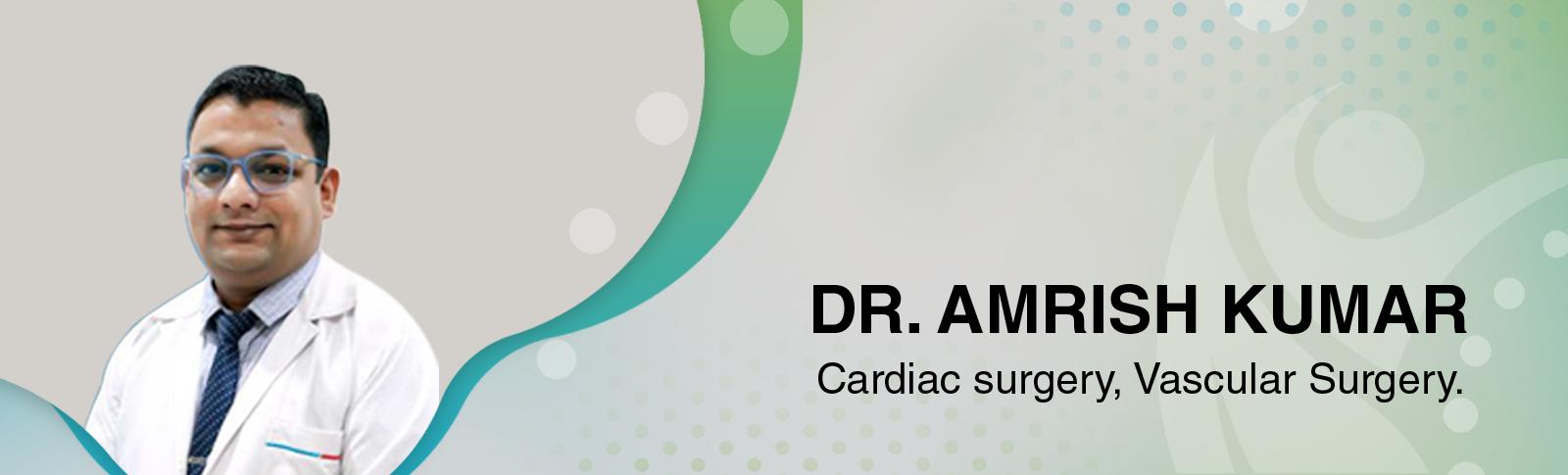 Dr. Amrish Kumar