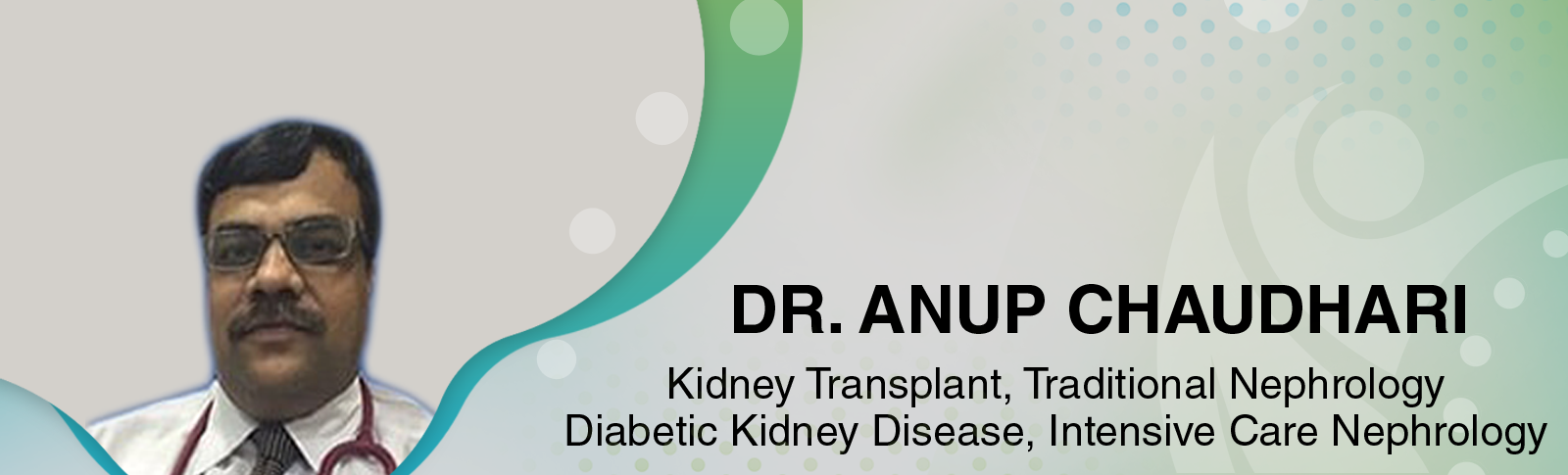 Dr. Anup Chaudhry