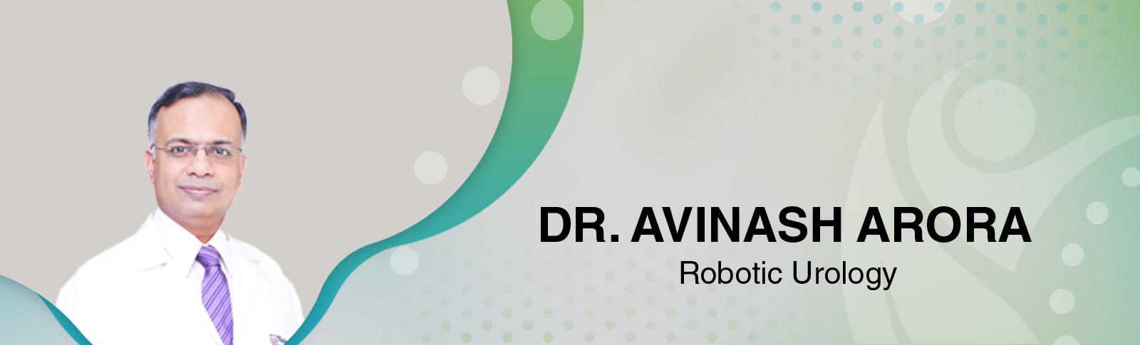 Dr. Avanish Arora