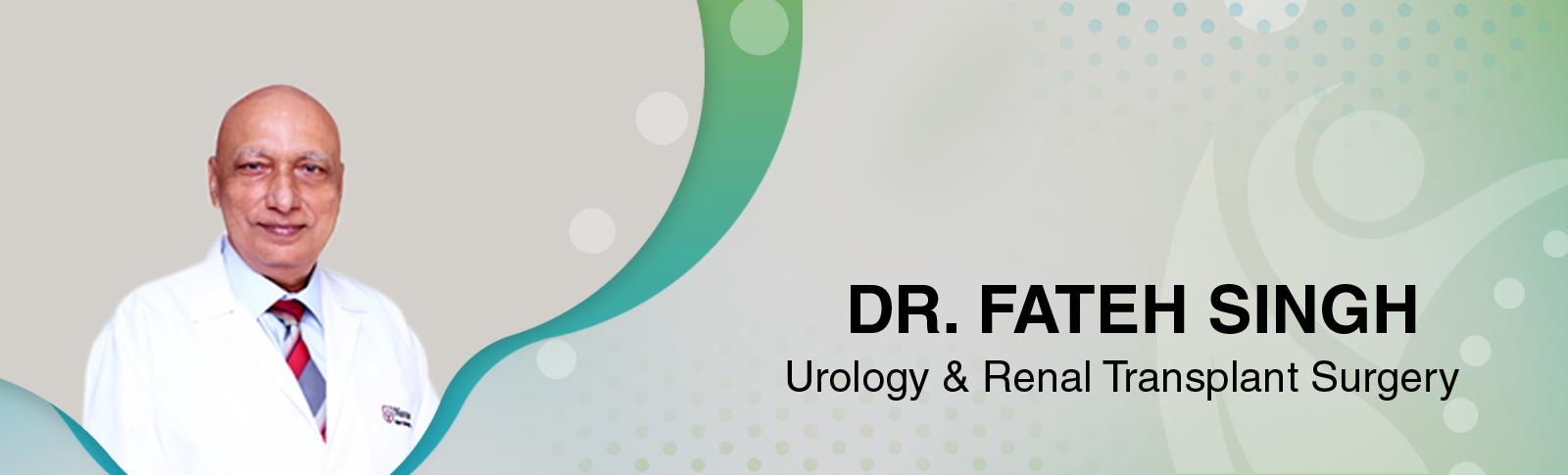 Dr. Fateh Singh