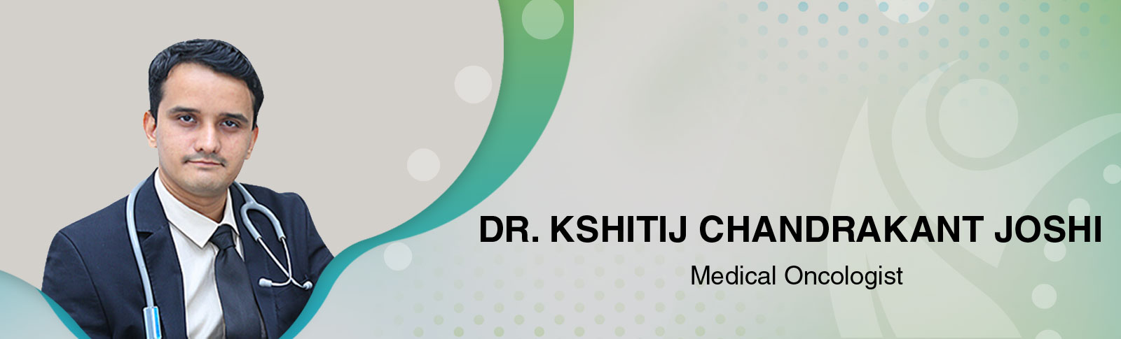 Dr. Kshitij Chandrakant Joshi