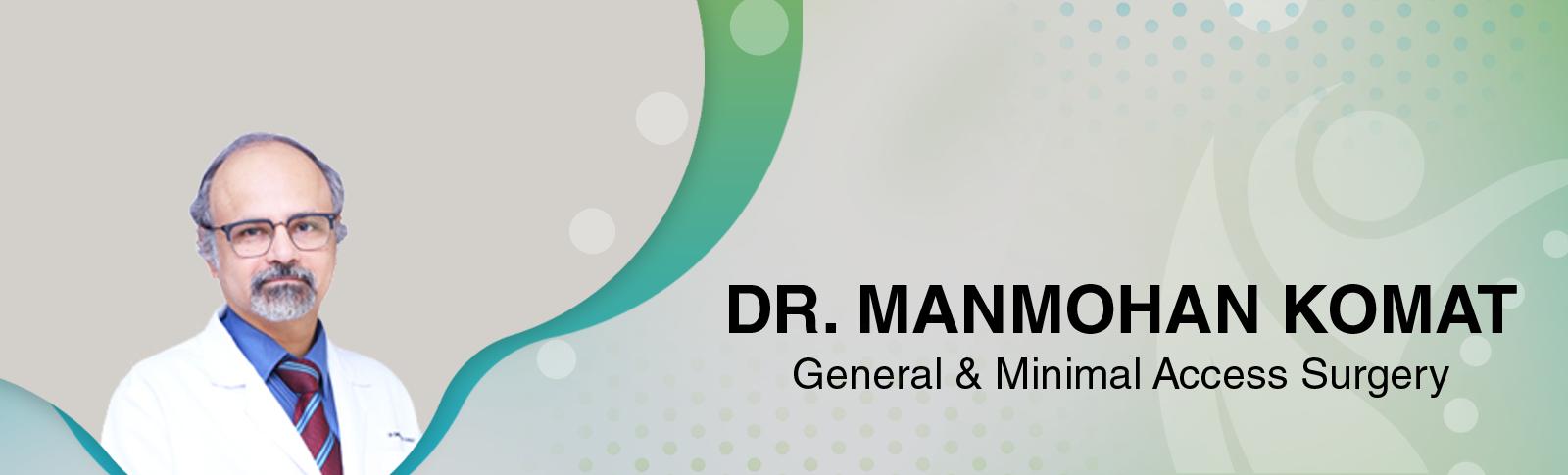 Dr. Manmohan Kamat
