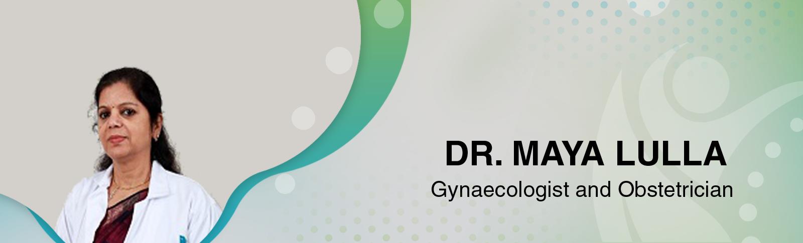 Dr. Maya Lulla