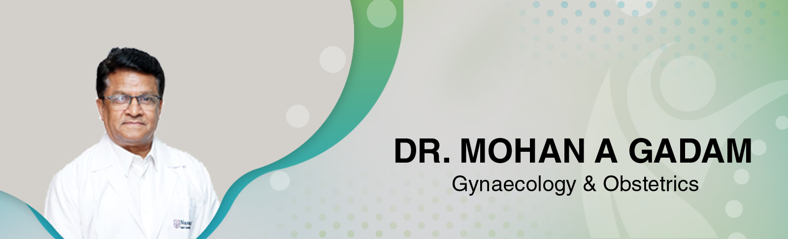 Dr. Mohan A. Gadam
