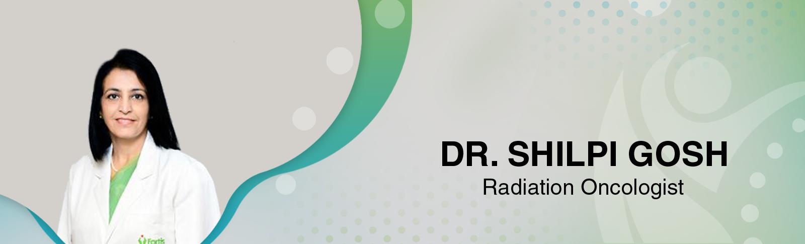 Dr. Shipli Ghosh